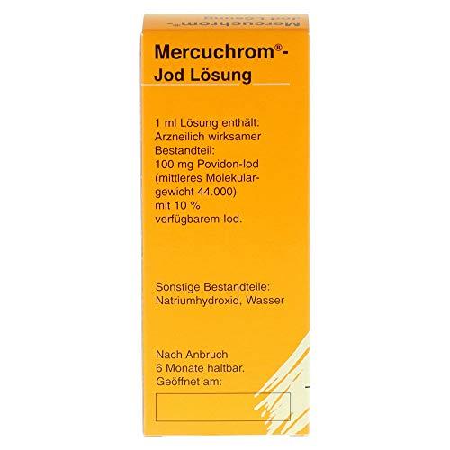 MERCUCHROM Jod Lösung 100 ml