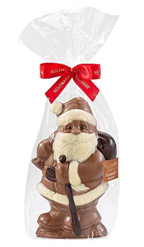 Weihnachtsmann 125 g Vollmilch Schokolade mit Karamell / Weihnachten