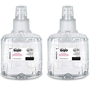 Corona Virus protection products GOJO Clear & Mild Foam Handwash, EcoLogo Certified, 1200