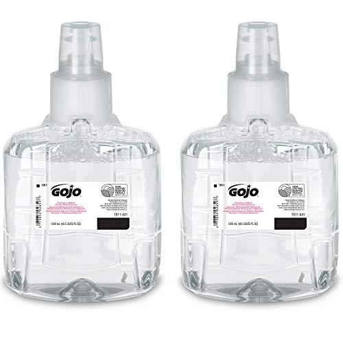 GOJO Pomeberry Foam Handwash, Pomegranate Scent, 1200 mL Hand Soap Refill for...