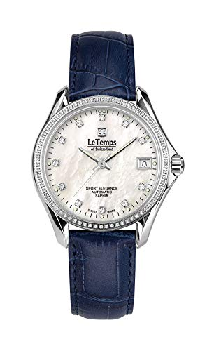 Reloj - Le Temps of Switzerland - Para - LT1033.15