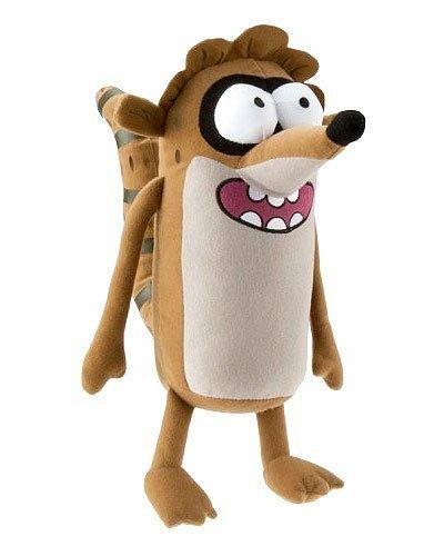 Regular Show Toys, Action Figures & Plush Cartoon Network Regular Show Rigby 12 Plush (Toy Factory)
