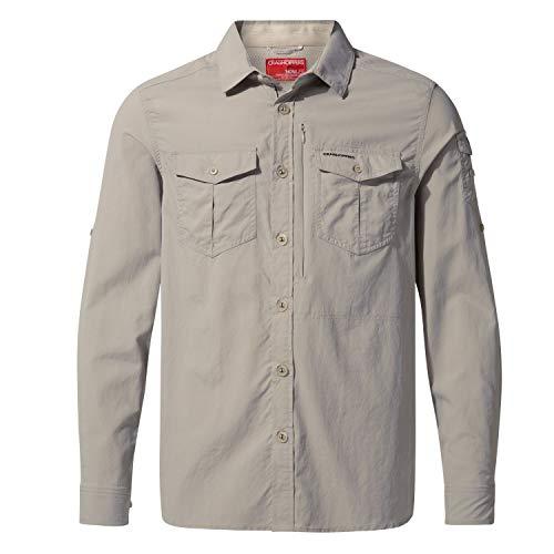 Craghoppers NosiLife Adventure II Langarm Shirt Men - Funktionshemd