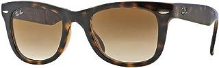 RB4105 FOLDING WAYFARER Sunglasses For Men For Women