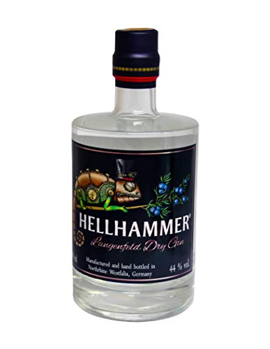 Hellhammer Langenfeld Dry Gin
