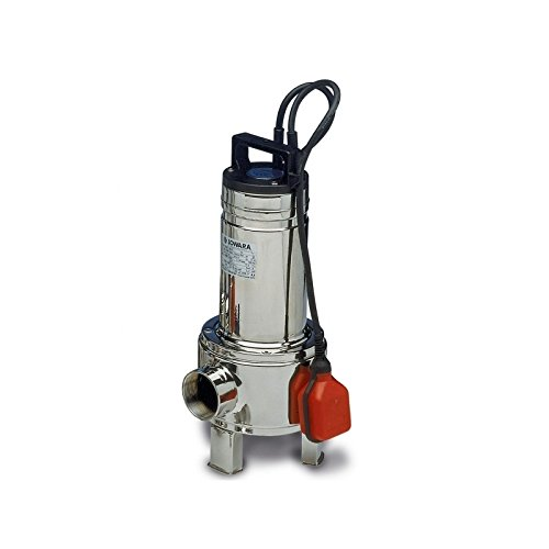 LOWARA Schmutzwasserpumpe TypDOMO 15-B mit Schwimmschalter 1-10kW