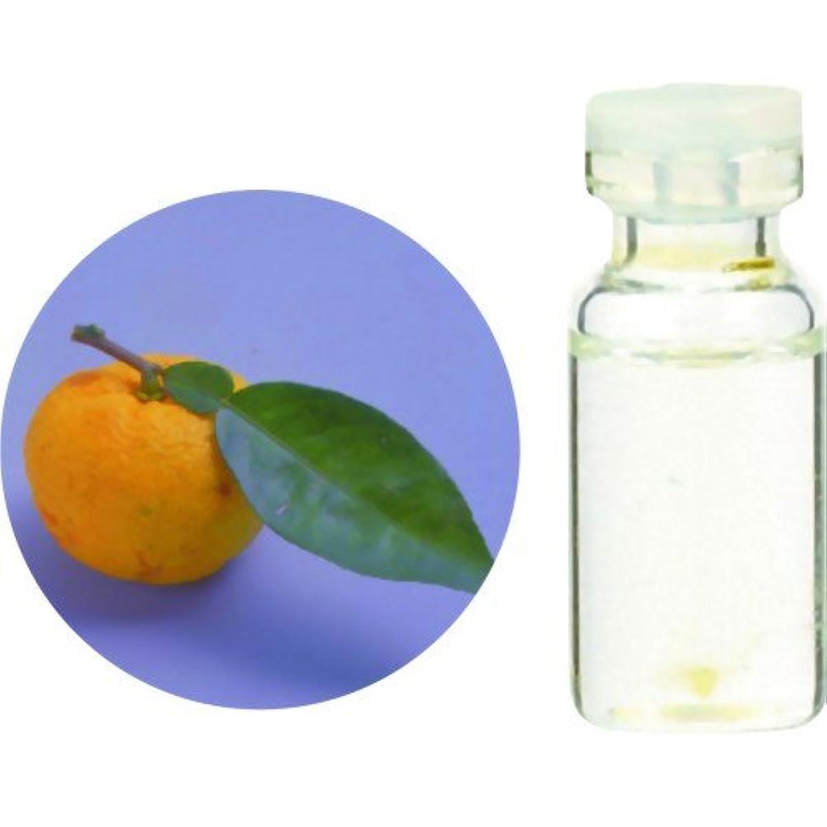 農業スカウト大胆生活の木 Herbal Life 和精油 柚子(ゆず)(水蒸気蒸留法) 3ml