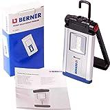Berner Pocket Delux - Lámpara de taller con linterna LED brillante