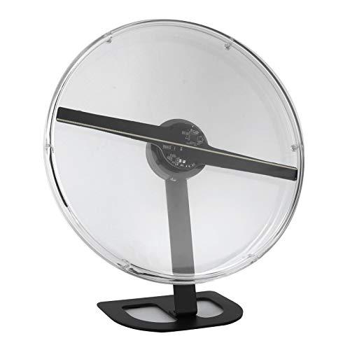 minifinker Ventilador Proyector holográfico Proyector holográfico Ultra-Alto Llamativo ampliamente Utilizado en áreas concurridas(Transl)