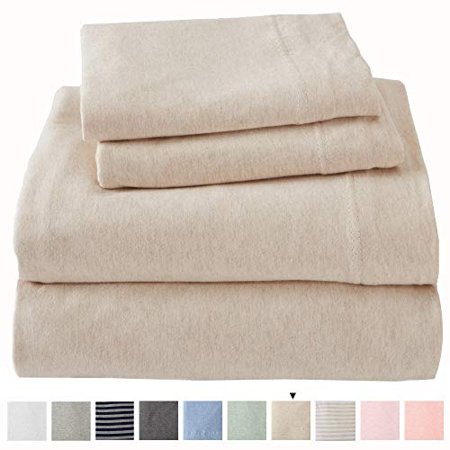 Great Bay Home Jersey Knit Sheets. All...