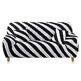 WXQY Juego de Fundas de sofá elásticas Funda de sofá elástica para Sala de Estar Protección para Mascotas Funda de sofá Resistente al Desgaste Silla de sofá Toalla A1 3 plazas