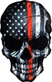 OTA STICKER BUMPER VINYL SKULL SKELETON DEVIL GHOST MONSTER ZOMBIE AMERICAN FLAG SUBDUED THIN RED LINE USA MILITARY SOLDIER RANGER FIREFIGHTERS ROCK DECAL LAPTOP CAR WATER BOTTLE HALLOWEEN DIY HELMET DECOR LUGGAGE GIFT