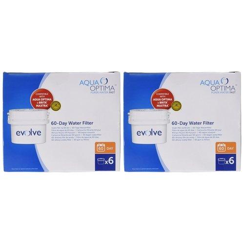 Aqua Optima EVD912 Evolve - Paquete de 2...