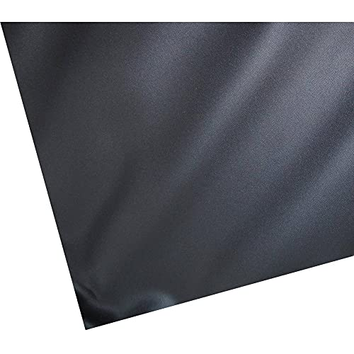 Heissner Teichfolie PVC schwarz, Stärke 1,00 mm 6x1m = 6m²