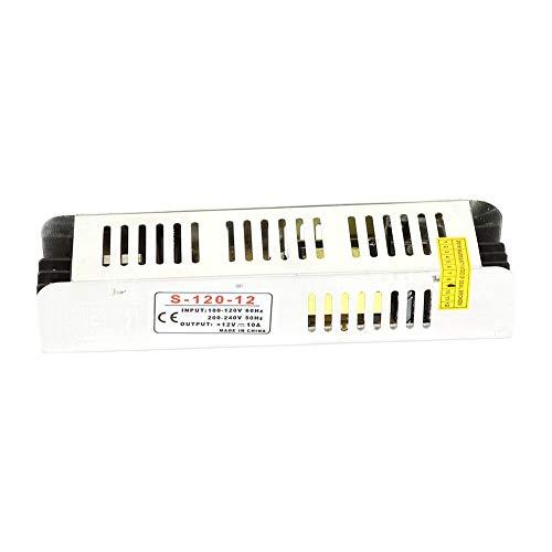 Schakelende voeding, 110V-220V AC 12V / 10A strip schakelende voeding driver spanningsomvormer