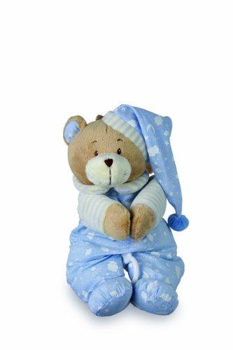 """Spieluhr""""Nils"""" zum Kuscheln und Einschlafen, der musikalische Teddy ist besonders weich und flauschig, als Einschlafhilfe oder Spielzeug, zum Aufhängen am Bettchen oder Kinderwagen"""