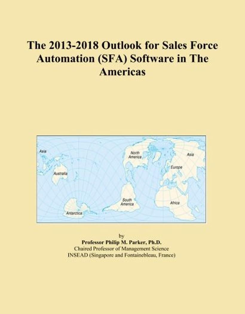 クスクス受け取る移行するThe 2013-2018 Outlook for Sales Force Automation (SFA) Software in The Americas