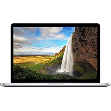 Apple Macbook Pro MJLT2LL/A 15-inch Laptop (2.5 GHz Intel Core i7 Processor, 16GB RAM, 512 GB Hard Drive, Mac OS X) (2015 version)