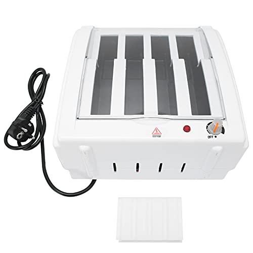 Calentador de cera eléctrico profesional, calentador de cera para depilación, salones profesionales y depilación automática en el hogar (calentador de cera roll-on)(EU)