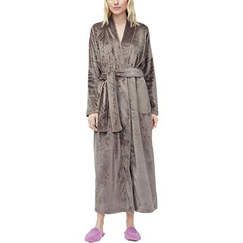 UGG Women's Marlow Robe Charcoal L