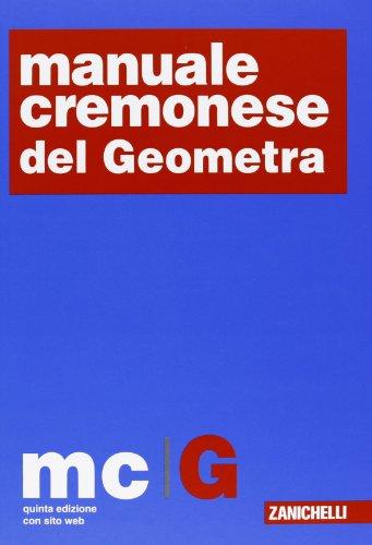Manuale cremonese del geometra