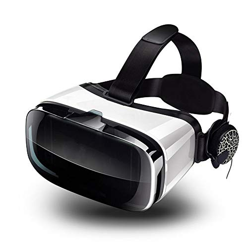 Buy Virtual Reality VR Glasses Headset for 4.5-6.3 Inch Smartphone Lightweight with Soft & Comfortab...
