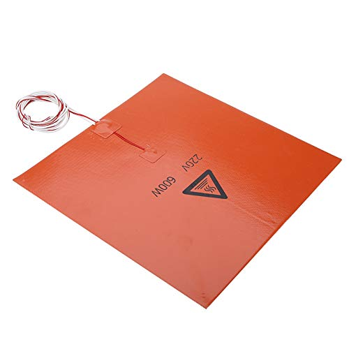 Yisenda Heated Bed Silicone, Wear-Resistant(220v 600w, 300 * 300mm)
