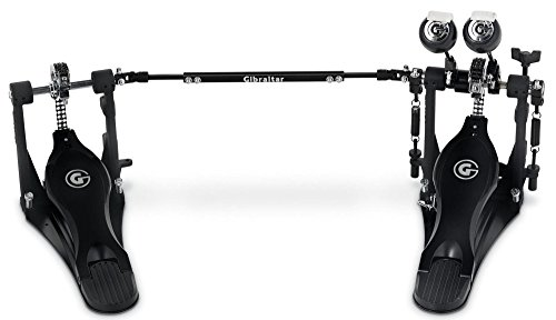Gibraltar 9811SGD-DB Stealth G Drive Double Bass Drum Pedal