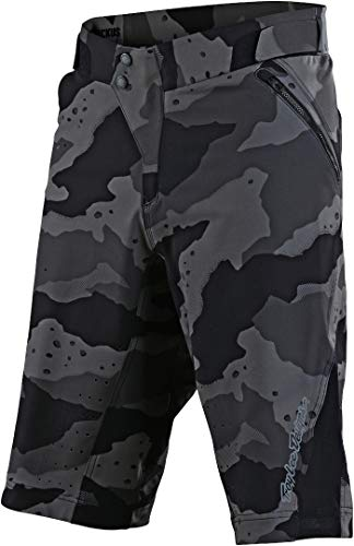 Troy Lee Designs Ruckus Short - Men's Camo Gray, 32