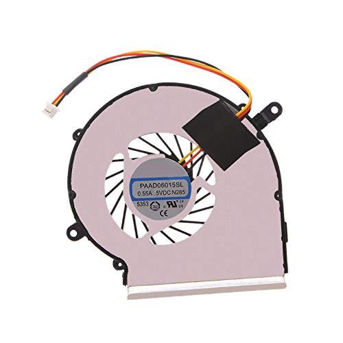 REFURBISHHOUSE Laptop Gpu ventilator voor Msi Ge62 Ge72 Gl62 Gl72 Pe60 Pe70 Serie Paad06015Sl