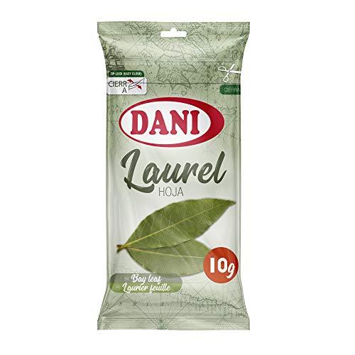 Dani Laurel Caja, 10g