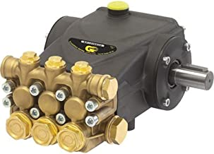 General Pump Triplex Pressure Washer Pump - 4000 PSI, 4.0 GPM, Belt Drive, Model Number EP1313S34