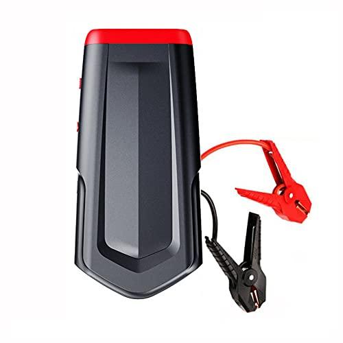 Riloer Energía de Arranque de Emergencia de Automóvil de 12000 mAh, Cargador de Batería de Automóvil, Cargador de Batería de Automóvil, Amplificador de Batería con Puerto USB