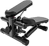 BAIRU Stepper Lateral Máquinas de Step Máquina de escalones | Mini Bicicleta Fitness Stepper | Máquina de pérdida de Peso a Domicilio Piedra Pedal de Estufa in situ