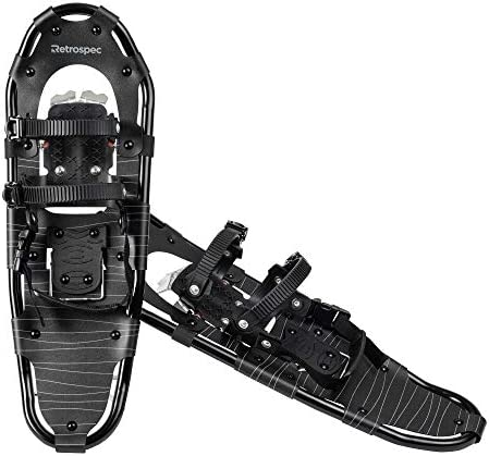 Retrospec Lynx Snowshoe for Men Women Aluminum All Terrain with Fully Adjustable Binding and product image