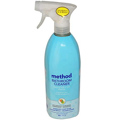 Method Bathroom Cleaner Naturally Derived Tub plus Tile...