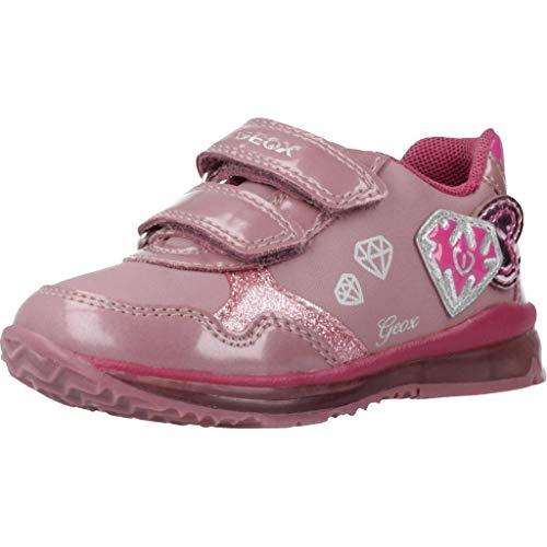 Geox B Todo A meisjesbaby's Lage Top Sneakers