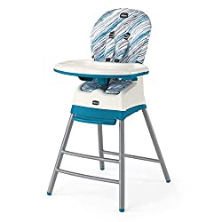 A high chair by Chicco