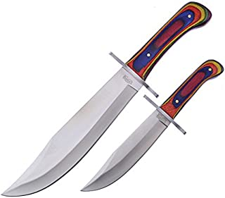 Frost Cutlery Jim Bowie Combo FW