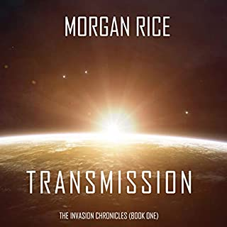 Transmission: A Science Fiction Thriller audiobook cover art