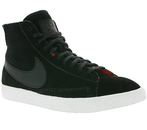 Nike Damen 403729-007 Fitnessschuhe, schwarz Aktion Rot Gipfel weiß, 44 EU