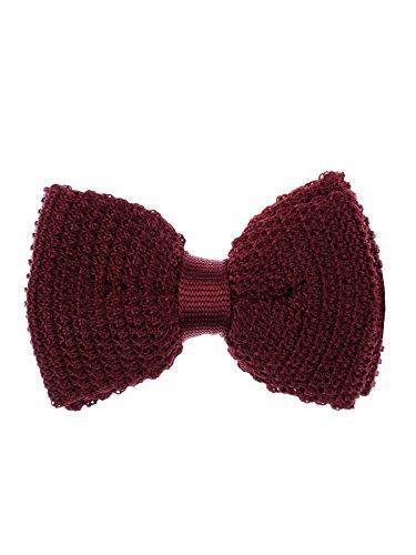 Bruce Field - Noeud papillon en tricot de soie