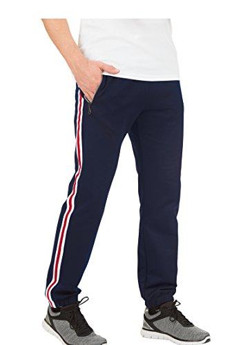 Trigema Herren 674126618 Sporthose, Blau (Navy 046), 56 (Herstellergröße: XL)