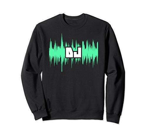 Audio - Electronic Music Producer & House Music DJ Sweatshirt