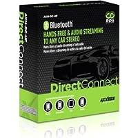 Axxess axm-dc-hfワイヤレスBluetooth車ハンズフリーキット–オーディオストリーミング、ラジオデータシステム( RDS )–内蔵ラジオ–axm-dc-hf