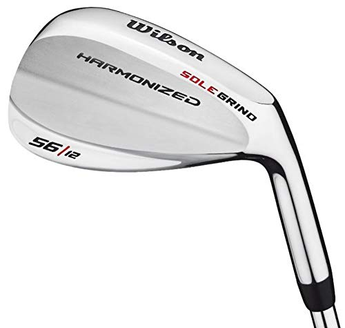 Wilson Sporting Goods Harmonized Golf Pitch Wedge, Right Hand, Steel, Wedge, 50-Degrees