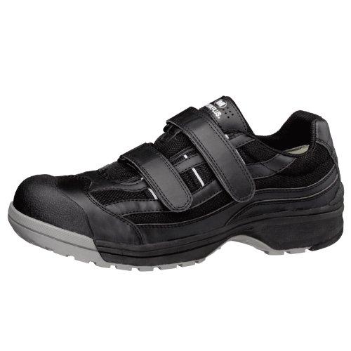 [ミドリ安全] 安全作業靴 JSAA認定 プロスニーカー トゥガード付 MPN905 メンズ ブラック 30.0(30cm)