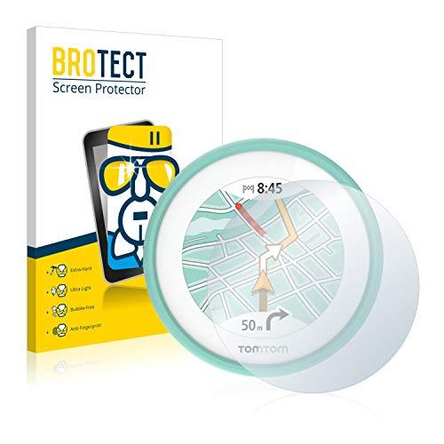 brotect Pellicola Protettiva Vetro Compatibile con Tomtom VIO Schermo Protezione, Estrema Durezza 9H, Anti-Impronte, AirGlass