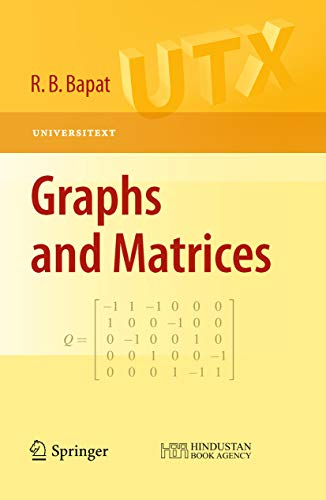 Graphs and Matrices (Universitext) (English Edition)
