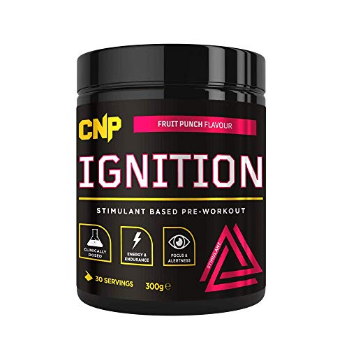 CNP Ignition - Fruit Punch - 300g